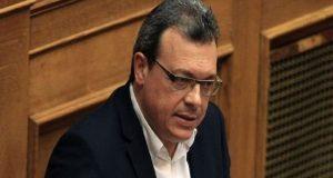 Φάμελλος: «Η κυβέρνηση Μητσοτάκη μας εκθέτει διεθνώς»