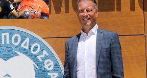 Ο Κλάτενμπεργκ για το ματς στο Αγρίνιο: «Δεν υπάρχει πέναλτι…