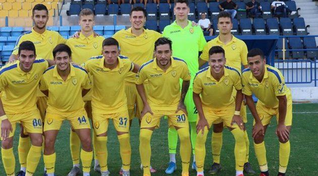 SL1 – Φιλικό: Ο Παναιτωλικός νίκησε με 3-1 την Α.Ε. Καραϊσκάκης