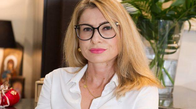 Ανθή Κορέτση-Φλώρου: «Η επιτυχία δεν είναι θέμα φύλου αλλά… ανθρώπου»