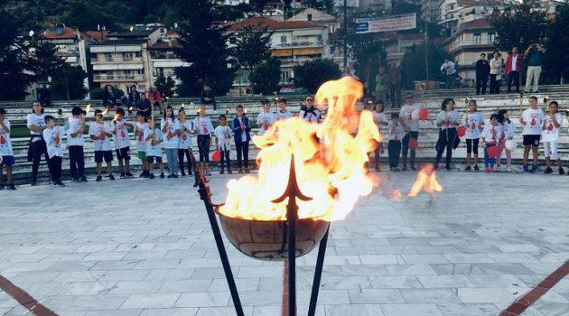 Την Τετάρτη η Φλόγα της Αγάπης στο Αγρίνιο