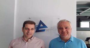 Βασίλης Φωτάκης: «Με εμβληματικά έργα… δημιουργούμε το νέο Αγρίνιο» (Ηχητικό)