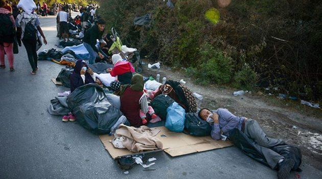 Νότης Μηταράκης: Α.Φ.Μ. & Ι.Β.Α.Ν. στους πρόσφυγες