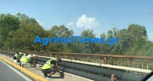 Αλλάζει όψη η Γέφυρα του Αχελώου (Photos)