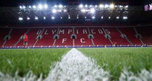 SL1 – Τέλος πρώτου ημιχρόνου: Ολυμπιακός (0-0) Παναιτωλικός