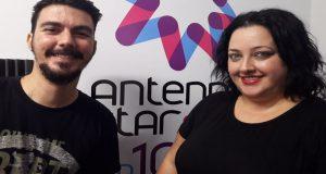 Ο Γ. Σαλαούνης στον «Antenna Star Radio FM 103.5» για…