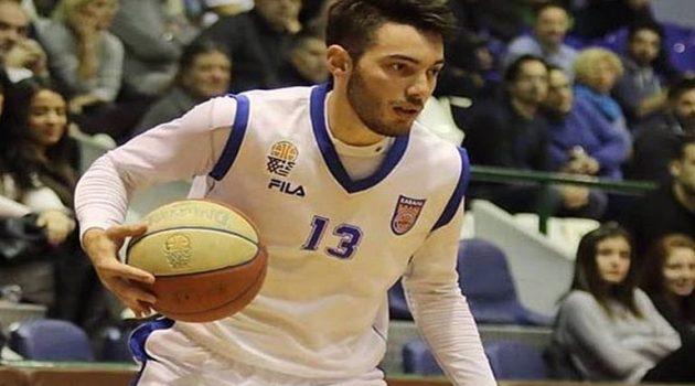Α2 Μπάσκετ Ανδρών: Στον Α.Ο. Αγρινίου ο Γιώργος Μούκας