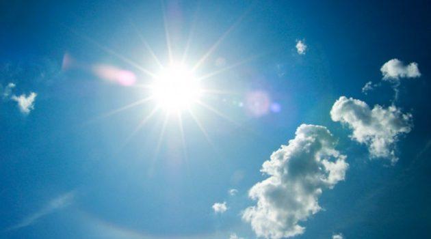 Ο καιρός σήμερα, 1 Σεπτεμβρίου, στο Αγρίνιο, την Δ. Ελλάδα και τη χώρα