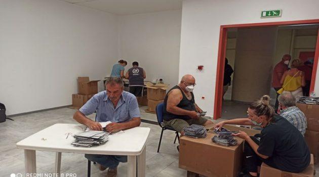 Δήμος Πατρέων: Στο «παρά πέντε» οι σχολικές μάσκες