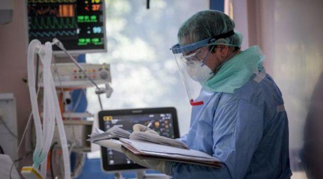 Παγώνη: Εκκενώνονται κρεβάτια Μ.Ε.Θ. για ασθενείς με κορωνοϊό