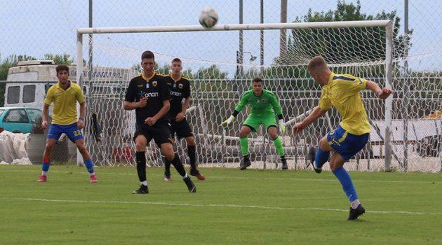SL1: Την ήττα με 1-0 γνώρισε η ομάδα Κ19 του Παναιτωλικού