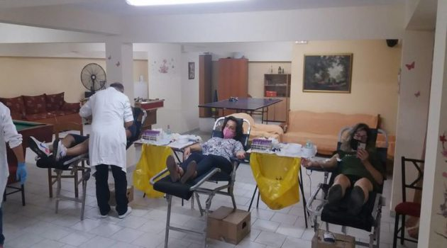 Καινούργιο Αγρινίου: Ολοκληρώθηκε επιτυχώς η Εθελοντική Αιμοδοσία (Photos)