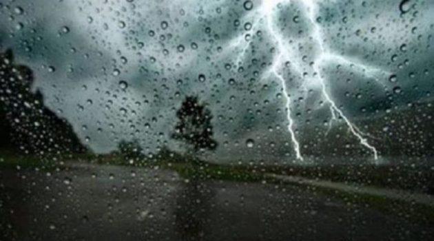 Νέο κύμα επιδείνωσης του καιρού από τη Δευτέρα στη Δ. Ελλάδα
