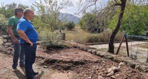 Ναύπακτος: Τα έντονα καιρικά φαινόμενα έπληξαν δυστυχώς και περιοχές του…