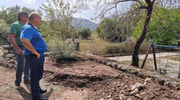 Ναύπακτος: Τα έντονα καιρικά φαινόμενα έπληξαν δυστυχώς και περιοχές του Δήμου (Photos)