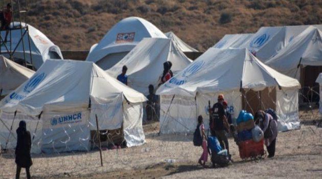 Καρά Τεπέ: Μεταφέρθηκαν στη νέα δομή 9.000 πρόσφυγες και μετανάστες