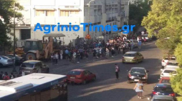 Αγρίνιο: Ξεκίνησαν οι καταλήψεις