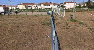 Δήμος Πατρέων: Νέα καταστροφή κοινόχρηστου χώρου από αγνώστους (Photos)