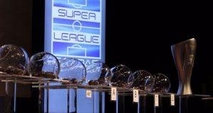 SL1: Κλήρωση την Παρασκευή – Το Πρωτάθλημα ξεκινά…