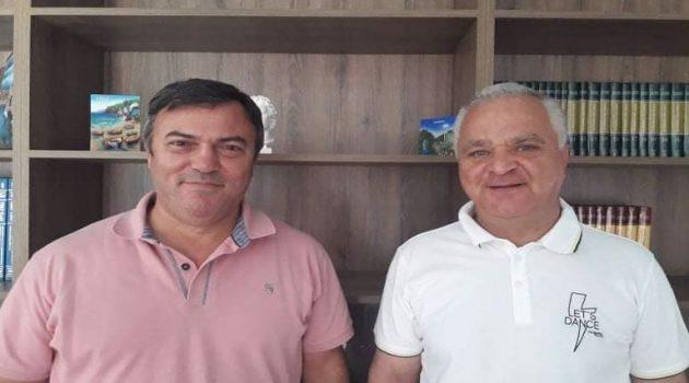 Ο Κ. Ποσονίδης της 3ης ΤΟ.Μ.Υ. Αγρινίου στον «Antenna Star Radio FM 103.5» (Ηχητικό)
