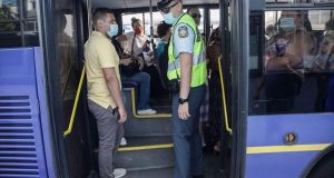 Δ. Ελλάδα: Δέκα (10) τα πρόστιμα χθες για μη χρήση…