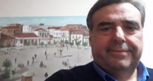 Κ. Καλαντζής: «Διεύρυνση των δικαιούχων του Κοινωνικού Παντοπωλείου» (Ηχητικό)