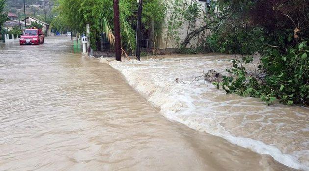 «Όλοι για τη Λευκάδα»: Έργα απαραίτητα μετά την πλημμύρα στη Βασιλική
