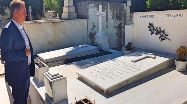 Ο Σπ. Λιβανός για τα 34 χρόνια από το θάνατο του Π. Κανελλόπουλου
