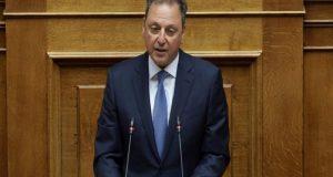 Δευτερολογία Σπ. Λιβανού στην πρόταση δυσπιστίας κατά του Σταϊκούρα
