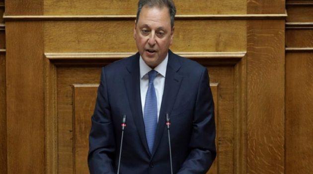 Σπ. Λιβανός: «Η Νέα Δημοκρατία υλοποιεί την εθνική στρατηγική»