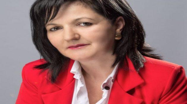 Μαρία Σαλμά: «Ο καρκίνος αφορά την κοινωνία ολόκληρη»