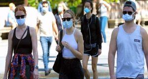 Δ. Ελλάδα: 12 παραβάσεις για μη χρήση μάσκας την Δευτέρα