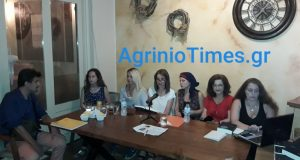 Αγρίνιο – «Μελανοχτυπημένη»: Παρουσίαση του βιβλίου της Αλεξανδροπούλου (Video –…
