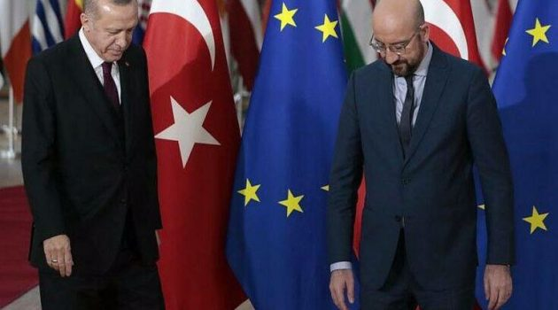 Τηλεφωνική επικοινωνία Μισέλ – Ερντογάν: Η Ε.Ε. στηρίζει Ελλάδα και Κύπρο