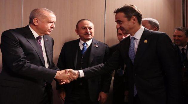 Επικοινωνία Μητσοτάκη – Ερντογάν εντός των επόμενων ημερών;