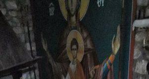 Πλημμύρισε το ιστορικό Μοναστήρι του Ιωάννη του Προδρόμου στο Θέρμο…