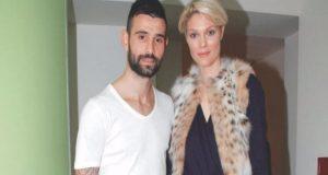 Κι επίσημα χωρισμένοι Μιχάλης Μουρούτσος και Αναστασία Περράκη