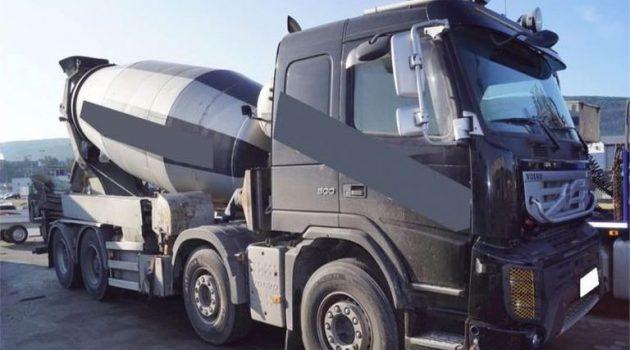 Μεσολόγγι: Στο αυτόφωρο οδηγός φορτηγού για το θόρυβο της μπετονιέρας
