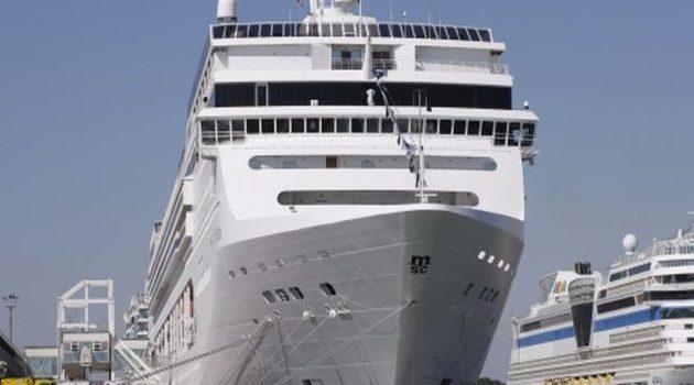 Κορωνοϊός: 12 κρούσματα σε κρουαζιερόπλοιο ανοιχτά της Μήλου