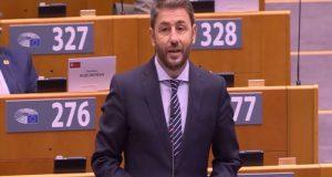 Ανδρουλάκης: Ρωγμές στην εξωτερική πολιτική μας ενισχύουν το θράσος του…
