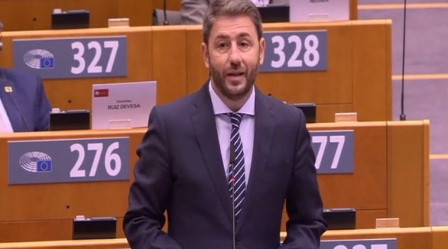 Ανδρουλάκης: Ρωγμές στην εξωτερική πολιτική μας ενισχύουν το θράσος του Ερντογάν
