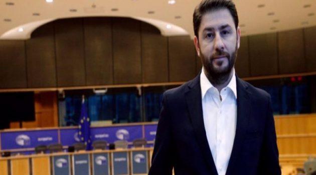 Νίκος Ανδρουλάκης: «Τα οικονομικά της πανδημίας»