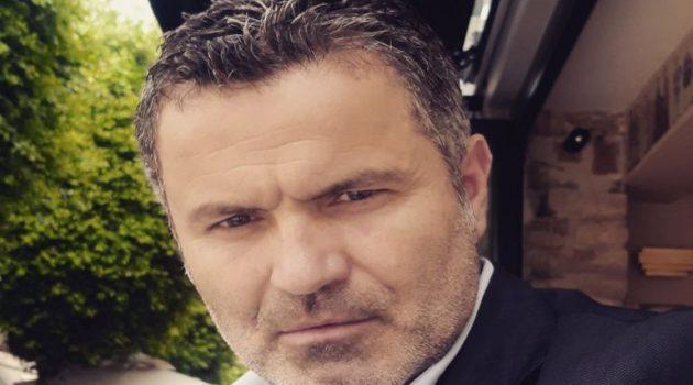 Νίκος Καραπάνος: «Η Λιμνοθάλασσα του Αιτωλικού εκπέμπει SOS» (Ηχητικό)
