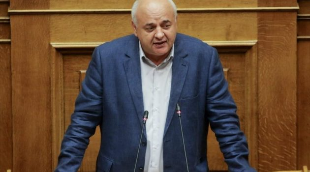 Παρέμβαση Καραθανασόπουλου για την επίσκεψη Πομπέο στην Ελλάδα (Video)