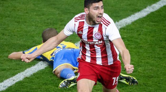 Super League: Τα 40 γκολ του Αμφιλοχιώτη Μασούρα και οι 200 συμμετοχές του Καρασαλίδη