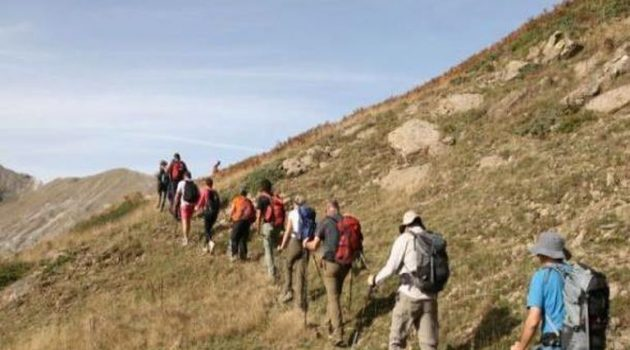 Στο Καρέλι Ευήνου – Γέφυρα Αρτοτίβας με τον Ορειβατικό Σύλλογο Μεσολογγίου