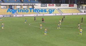 SL1 – Τέλος παιχνιδιού: Παναιτωλικός (0-2) Α.Ε.Κ.