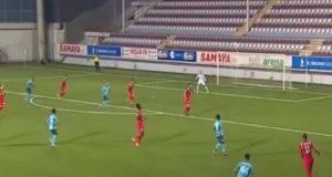 Χαντακιάς και Κλέσιο συνδυάστηκαν σε γκολ στο Αζερμπαϊτζάν (Video)