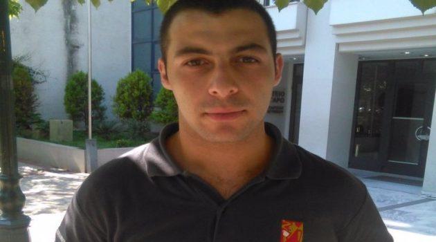 Τραγωδία στο Αγρίνιο: Νεκρός ο 27χρονος Παναγιώτης Πλεξίδας – Έπεσε πάνω στο καθήκον