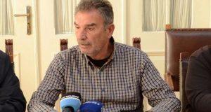 Πάτρα – Πετρόπουλος: Καταδικάζει την επίθεση κατά του Ντεντόπουλου